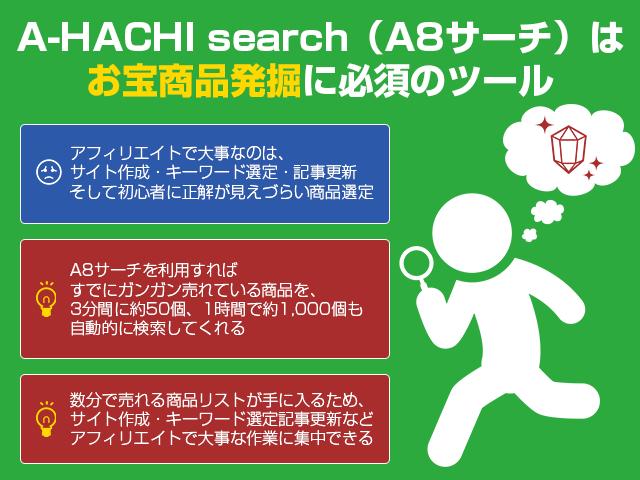 A-HACHI search(A8サーチ)